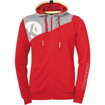 Vêtements Homme Vestes de survêtement Kempa Veste à capuche  Core 2.0 rouge