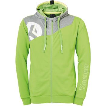 Vêtements Homme Vestes de survêtement Kempa Veste à capuche  Core 2.0 vert