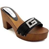 Chaussures Femme Mules Gioie Italiane G5505 Noir