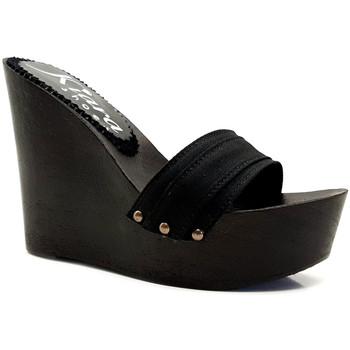 Chaussures Femme Mules Kiara Shoes KZ3501 Noir