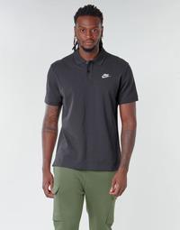 Vêtements Homme Polos manches courtes Nike M NSW CE POLO MATCHUP PQ Noir / Blanc
