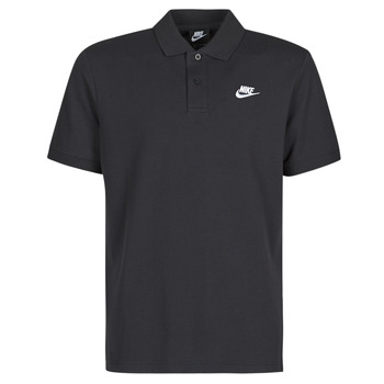 Vêtements Homme Polos manches courtes Nike M NSW CE POLO MATCHUP PQ Noir / Blanc