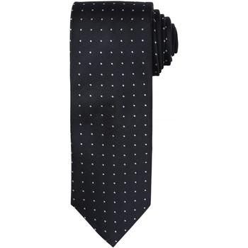 Vêtements Homme Cravates et accessoires Premier Dot Pattern Noir/Gris foncé