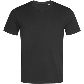 Vêtements Homme T-shirts manches courtes Stedman  Opal noir