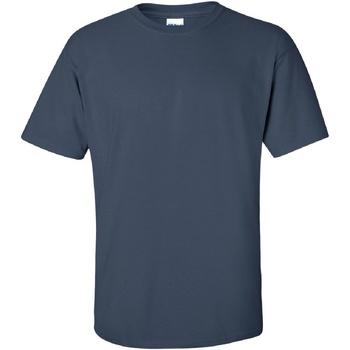 Vêtements Homme T-shirts manches courtes Gildan Ultra Bleu nuit