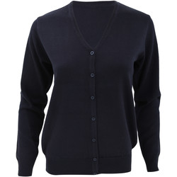 Vêtements Femme Gilets / Cardigans Kustom Kit KK354 Bleu marine