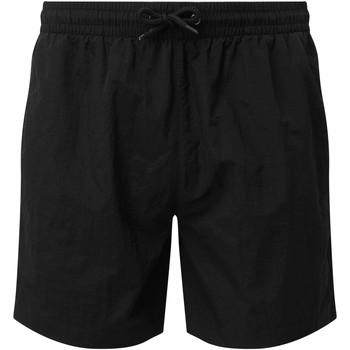 Vêtements Homme Shorts / Bermudas Asquith & Fox AQ053 Noir