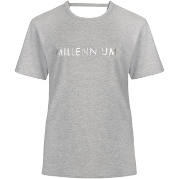 Vêtements Fille T-shirts manches courtes Dare 2b Open Back Gris