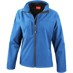Vêtements Femme Blousons Result R121F Bleu