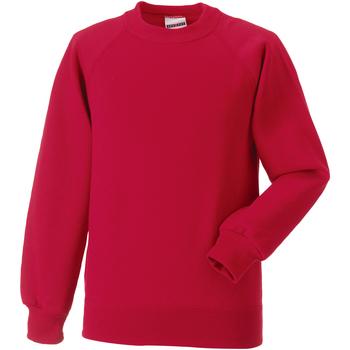 Vêtements Enfant Sweats Jerzees Schoolgear Raglan Rouge