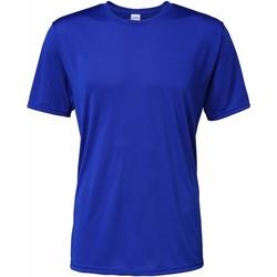 Vêtements Homme T-shirts manches courtes Gildan 46000 Bleu roi