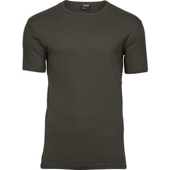 Vêtements Homme Et acceptez notre Polique de Protection des Données Tee Jays TJ520 Vert foncé