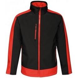 Vêtements Homme Coupes vent Regatta RG422 Noir / rouge