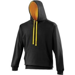 Vêtements Homme Sweats Awdis Varsity Noir/ Jaune