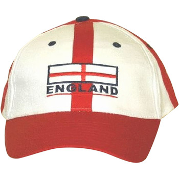 Accessoires textile Casquettes England Baseball Comme illustrée
