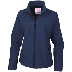 Vêtements Femme Coupes vent Result Breathable Bleu marine