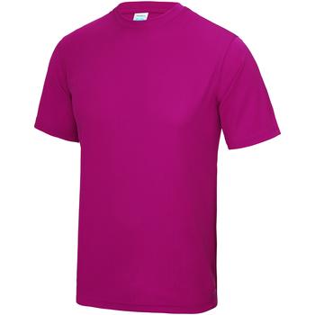 Vêtements Enfant T-shirts manches courtes Just Cool JC01J Rose