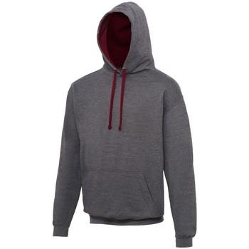 Vêtements Homme Sweats Awdis Varsity Gris foncé / bordeaux