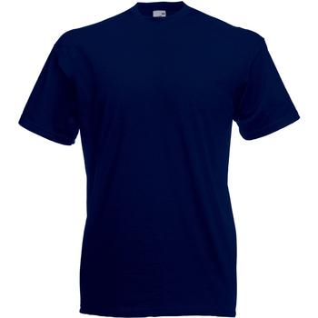 Vêtements Homme T-shirts manches courtes Universal Textiles Casual Bleu nuit