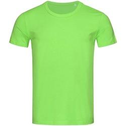 Vêtements Homme T-shirts manches courtes Stedman Stars Stars Vert