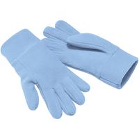 Accessoires textile Gants Beechfield Alpine Bleu ciel