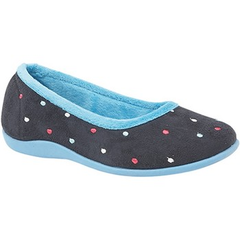 Chaussures Femme Chaussons Sleepers Ballerina Bleu/Turquoise