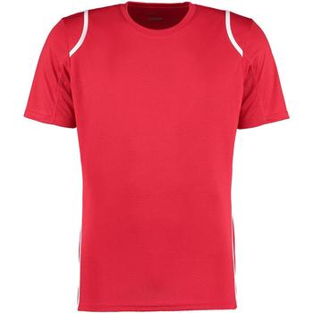 Vêtements Homme T-shirts manches courtes Gamegear Cooltex Rouge/Blanc