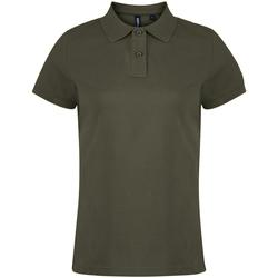 Vêtements Femme Polos manches courtes Asquith & Fox  Gris sombre