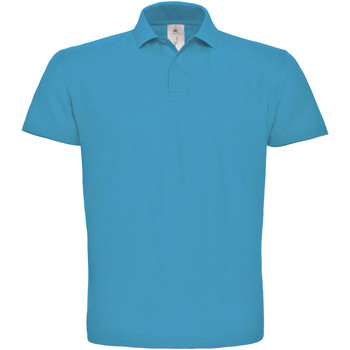 Vêtements Homme Polos manches courtes B And C ID.001 Atoll
