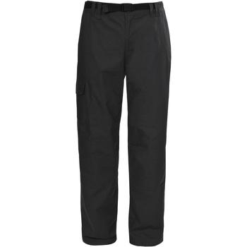 Vêtements Homme Pantalons cargo Trespass Clifton Noir