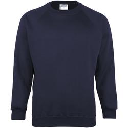 Vêtements Enfant Sweats Maddins  Bleu marine