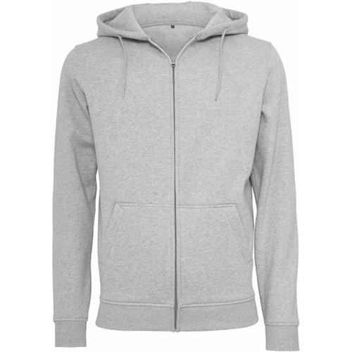 Vêtements Homme Sweats Build Your Brand BY012 Gris