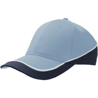Accessoires textile Casquettes Atlantis Racing Bleu clair / bleu marine