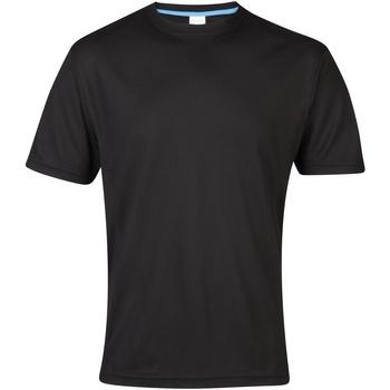 Vêtements Homme T-shirts manches courtes Awdis Performance Noir