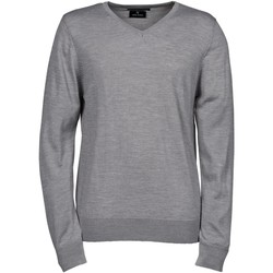 Vêtements Homme Sweats Tee Jays Knitted Gris clair