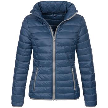 Vêtements Homme Doudounes Stedman Active Bleu foncé