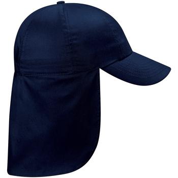 Accessoires textile Enfant Casquettes Beechfield Legionnaire Bleu marine