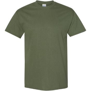 Vêtements Homme T-shirts manches courtes Gildan Heavy Vert