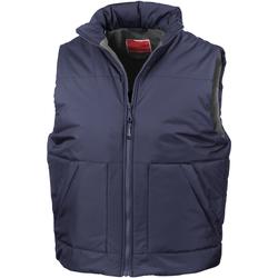 Vêtements Femme Gilets / Cardigans Result R44X Bleu marine