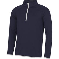 Vêtements Homme Sweats Awdis JC031 Bleu marine/Blanc