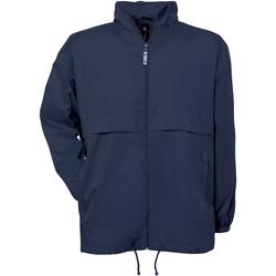 Vêtements Homme Coupes vent B And C Air Bleu marine