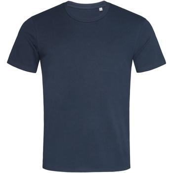 Vêtements Homme T-shirts manches courtes Stedman  Bleu foncé