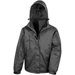 Vêtements Homme Coupes vent Result R400M Noir/Noir