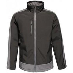 Vêtements Homme Coupes vent Regatta RG422 Noir / gris