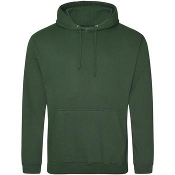 Vêtements Sweats Awdis College Vert bouteille