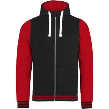 Vêtements Homme Sweats Awdis Urban Noir/Rouge feu
