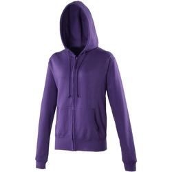 Vêtements Femme Sweats Awdis JH055 Pourpre