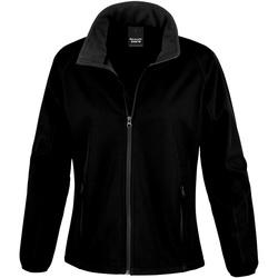 Vêtements Homme Polaires Result Softshell Noir/Noir