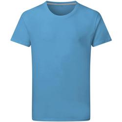 Vêtements Homme T-shirts manches courtes Sg Perfect Turquoise