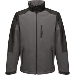 Vêtements Homme Coupes vent Regatta TRA650 Gris / noir